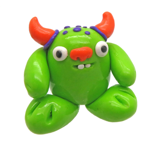 Fimo Kids lime groen 51