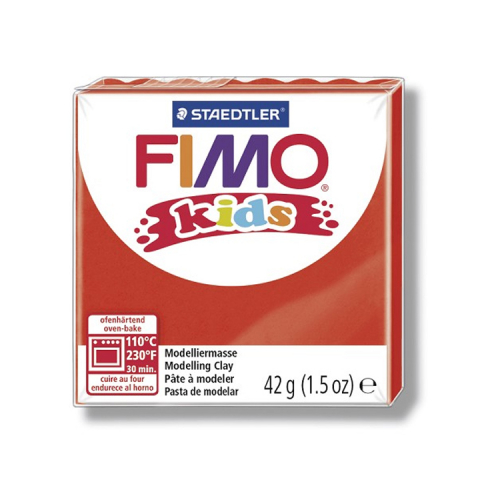 Fimo klei Kids rood 2 Lottes Place