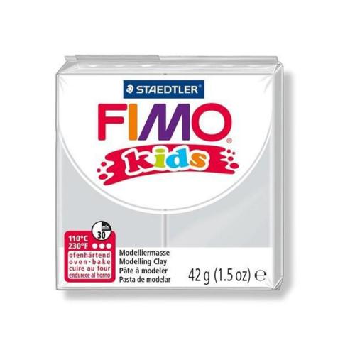 Fimo klei Kids licht grijs 80 Lottes Place