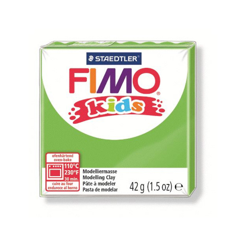 Fimo klei Kids lime groen 51 Lottes Place