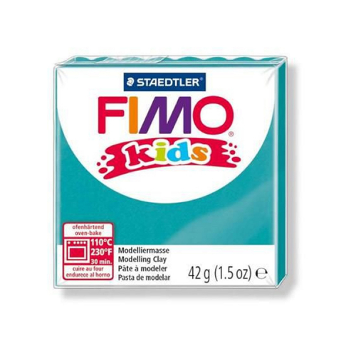 Fimo klei Kids turquoise 39 Lottes Place