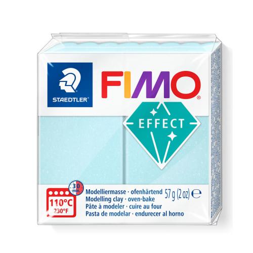 Fimo klei edelsteen blauwe ijs kristal 306 Lottes Place