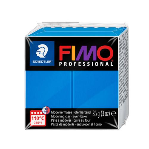 Fimo klei professional true blue primair blauw 300 Lottes Place