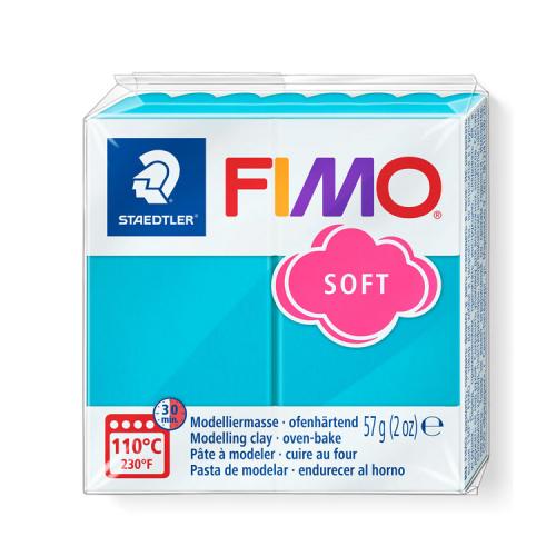 Fimo klei soft munt blauw 39 Lottes Place