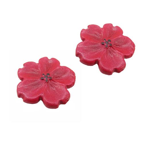 Silicone mal bloemen Fimo klei