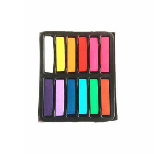 krijt pastels chalk 12 kleuren Lottes Place
