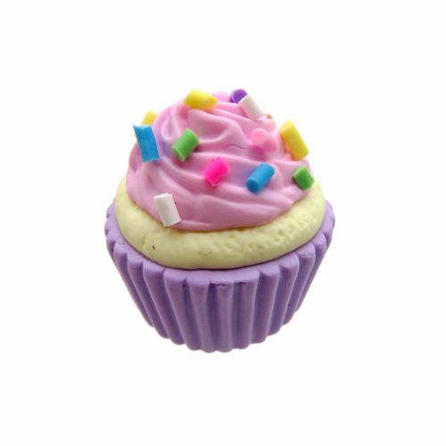 DIY cupcake maken van klei Lottes Place