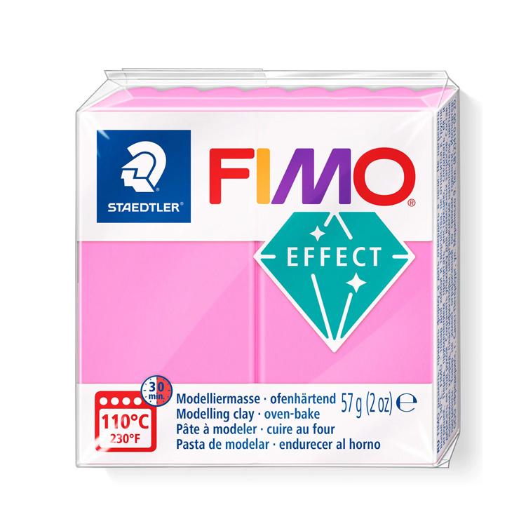 Fimo effect neon fuchsia roze 201 Lottes Place