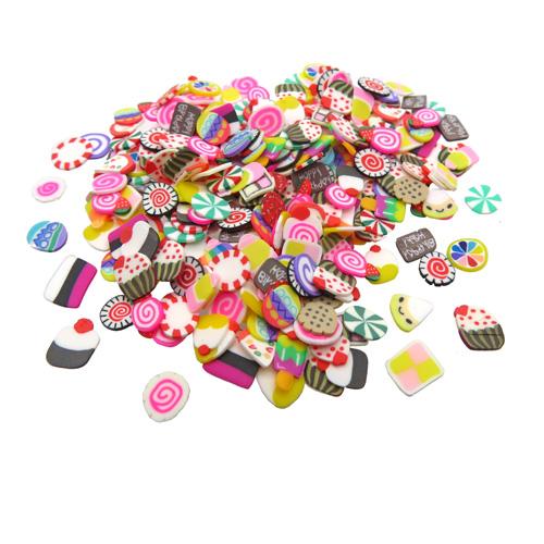Polymeer klei candy snoep schijfjes