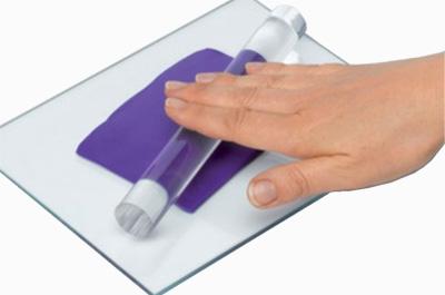 Acryl roller voor Fimo klei