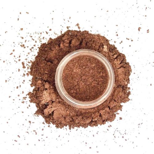 Pearl ex pigment poeder Antique copper 661