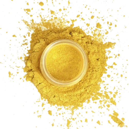 Pearl ex pigment poeder Solar gold 691