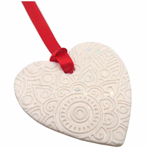 Uitsteekvormen hart