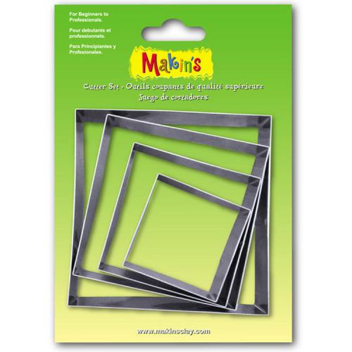 Makins cutter set vierkant