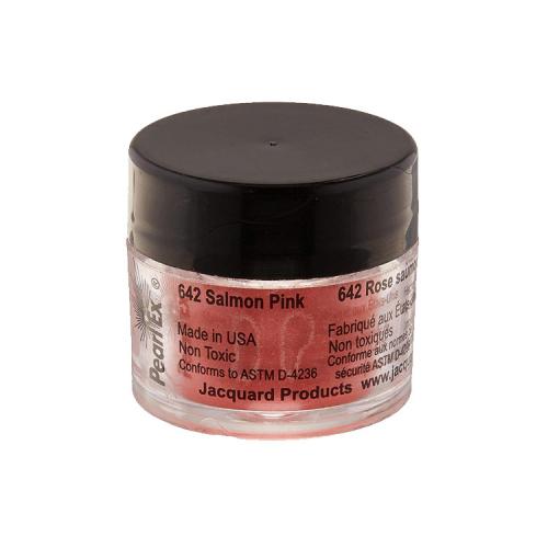 pearl ex pigment poeder salmon pink 642