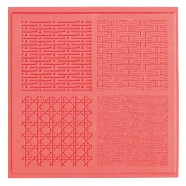 Fimo klei textuur matten