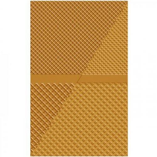 wafel textuur fimo klei