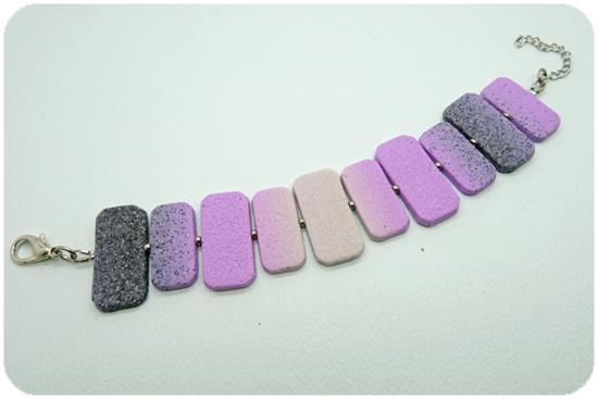armbandje maken van klei