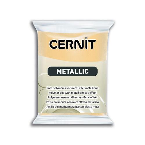 Cernit metallic champagne 045