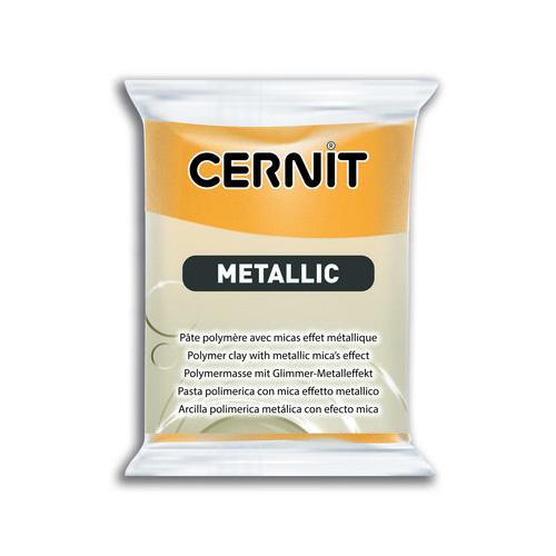 Cernit metallic gold 050