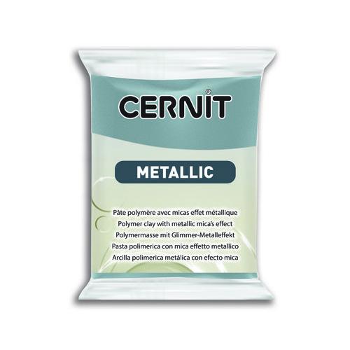 Cernit metallic steel 167