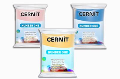 Cernit number one