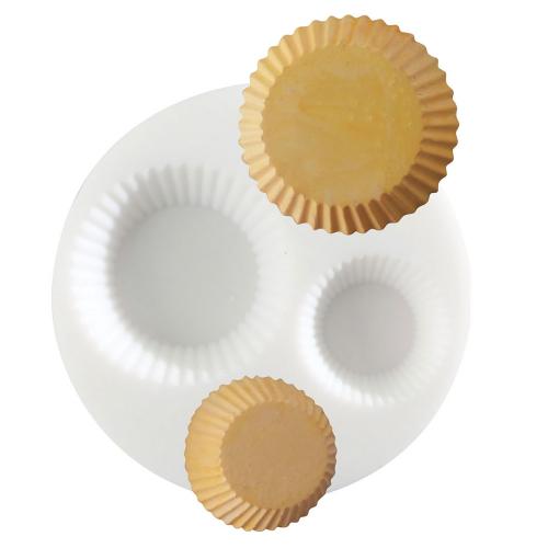 Kleine cupcakes mal klei