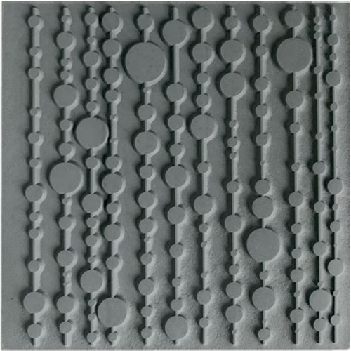 Texture mat klei cernit bolletjes