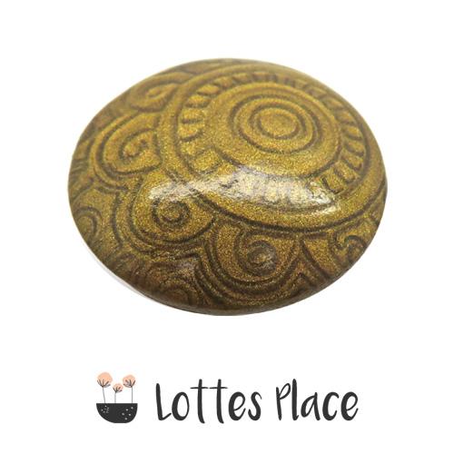 cernit metallic antiek brons
