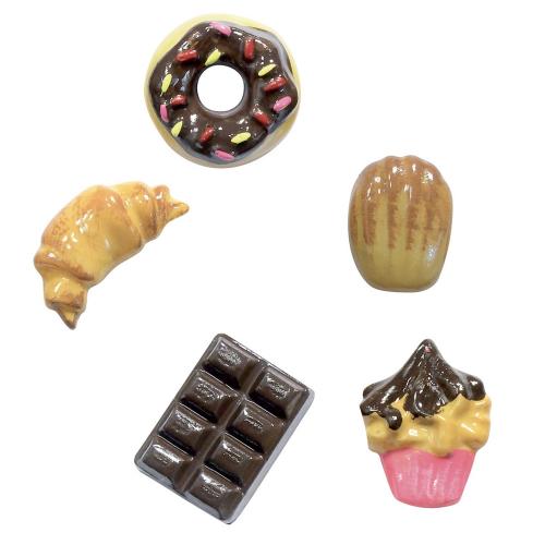 chocolade maken van klei
