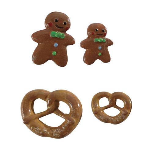 miniaturen maken kerst