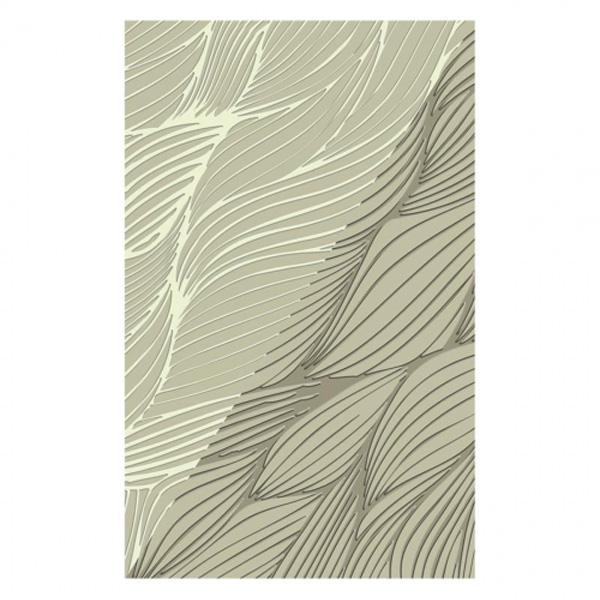 textuur klei golf patroon