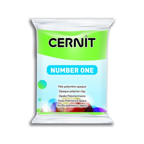 Cernit number one spring green