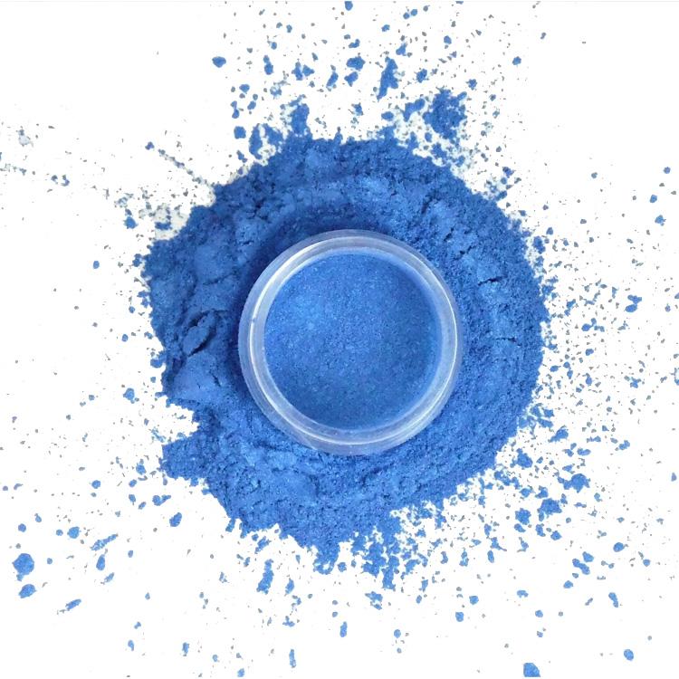 pearl ex blauw