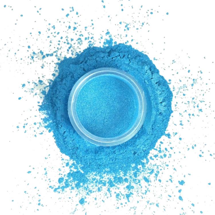 pigment poeder color shift