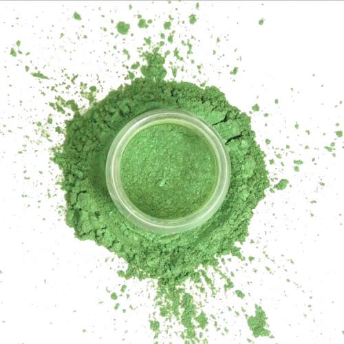pigment poeder groen pearl ex