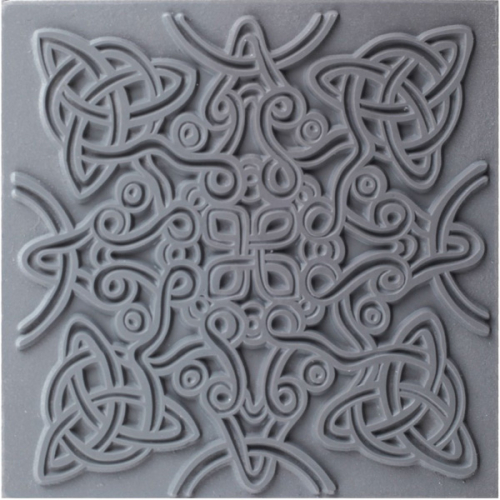 cernit textuur mat celtic knot