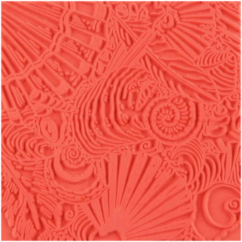 textuur mat polymeer klei