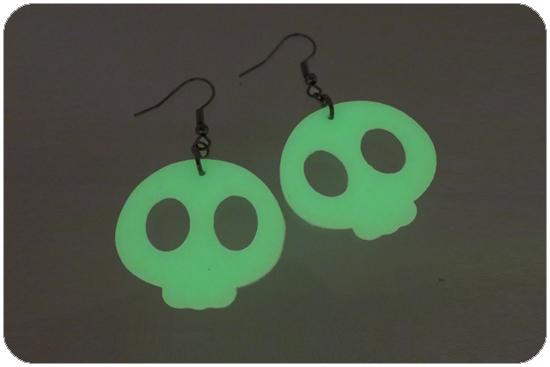 halloween oorbellen maken