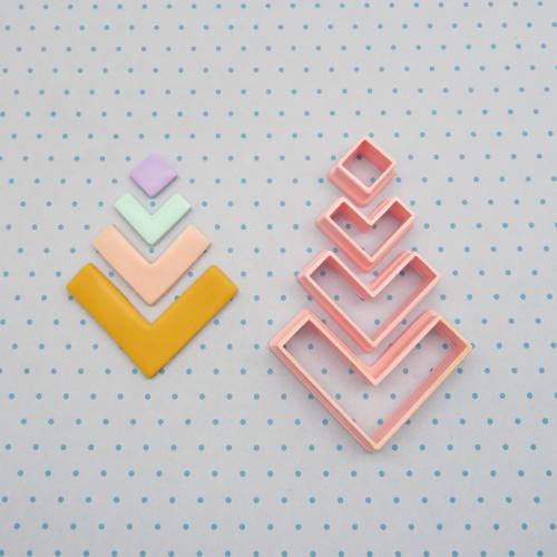 Geometrische uitsteekvormen
